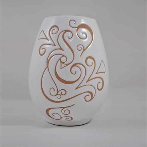 Lampade Ceramica Sarda: Lampade Artigianali Lampadari FIENO GIUNCO.